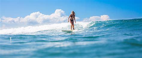 Surfing On Waves Bali berawa surf hotel canggu bali