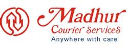madhur courier the best cheapest amp fastest courier services in india