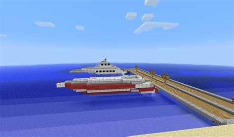 how to make a speed boat in minecraft pe speed boat cigarette minecraft project
