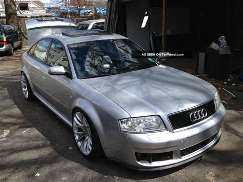 Audi A6 4 2 by 2000 Audi A6 4 2 Rs6 Kit