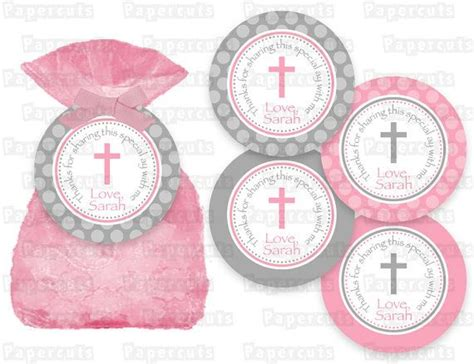 Printable Thank You Tags For Baptism | 7 best images of baptism favor tags free printable free