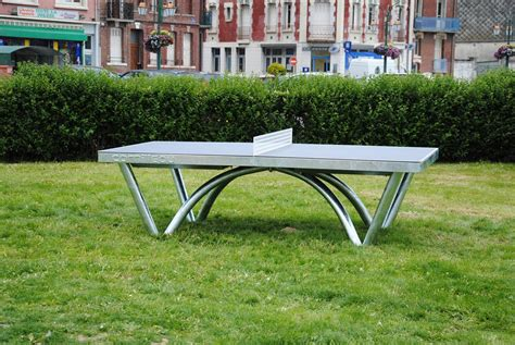 cornilleau park static outdoor table tennis liberty