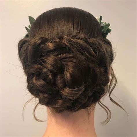 Vintage Wedding Hairstyles With Bangs by Vintage Wedding Hairstyles With Bangs Styles 2d