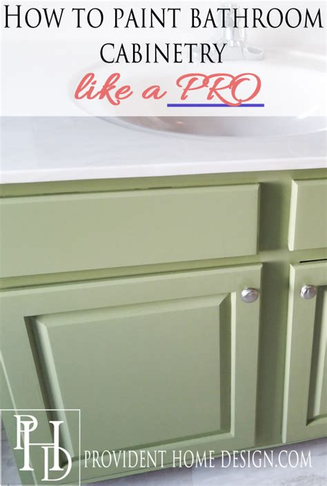 how to paint bathroom vanity painting bathroom vanities on painting