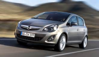 Vauxhall Corsa 2013 Opel Corsa 2013 Precios Para Espa 241 A