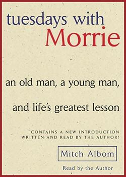 tuesdays with morrie thesis compare and contrast essay tuesdays