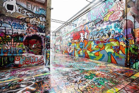 walk  baltimores graffiti alley artistic fuel