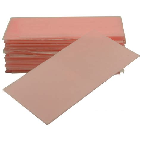 plate sheets dental base plate wax sheets radiation products design inc