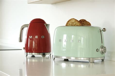smeg appliances photoshoot of our air kitchen with smeg s lovely new retro
