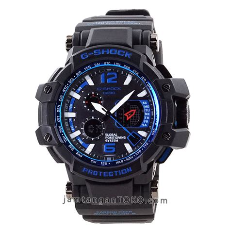 Gg 1000 Rubber Blue G Shock Jam Tangan Pria gambar jam tangan g shock kw gpw 1000 1a black blue