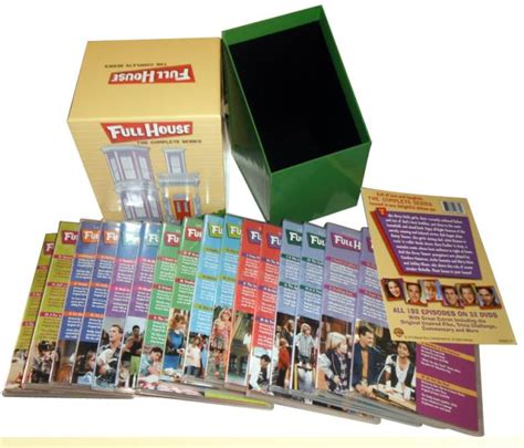 full house box set full house the complete series dvd box set collection