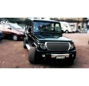 2013 Registered Hummer Like Modified Bolero Slx At Payyanur