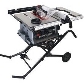 shop porter cable 15 10 in table saw at lowes