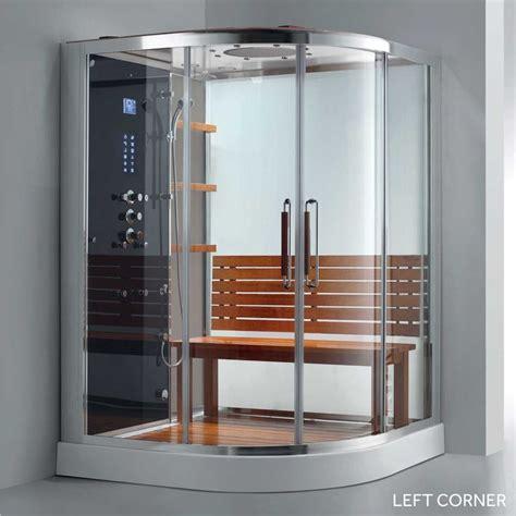 frewin corner steam shower enclosure steam