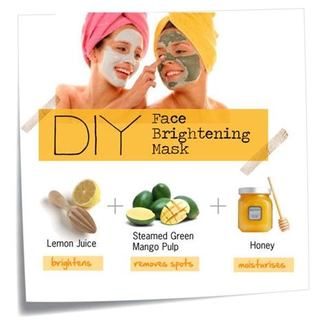 brightening mask diy diy brightening mask tips