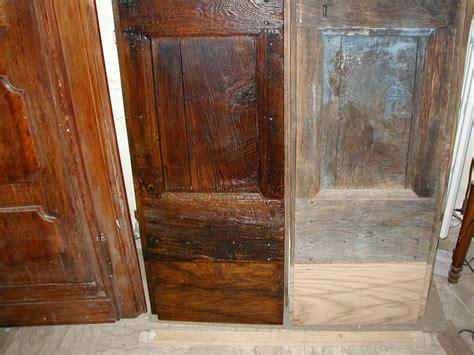 come pulire le porte in legno portoncino esterno rovinato si trasforma portantica
