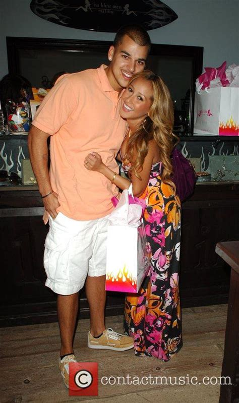 rob kardashian and adrienne bailon tattoos adrienne bailon news and photos contactmusic