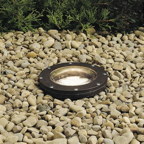 Kichler In Ground Low Voltage Well Light 15194az Landscaping Light Fixtures