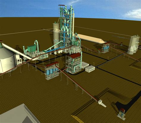 factory layout free software cement plant layout a navis works presen free 3d
