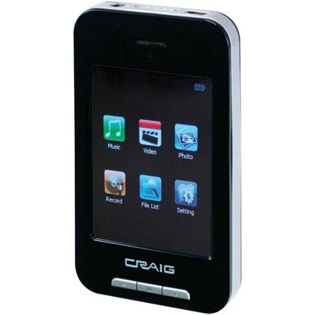 Mp3 Player Jepit By Mey Store craig 8gb mp3 player cmp646g walmart