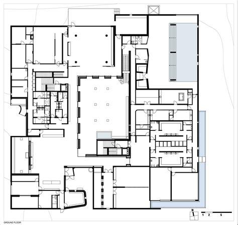 Floor Plans First galeria de ecork hotel jos 233 carlos cruz arquitecto 15