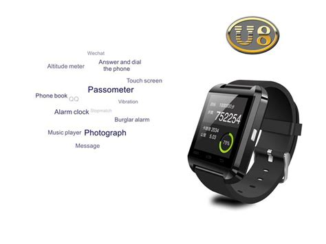 android bluetooth smart android ios bluetooth smart wrist phone u8 mate for
