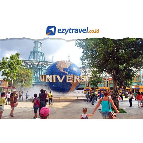 Universal Studio Singapore Tiket Anak universal studios singapore ticket anak child elevenia
