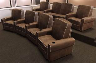 salamander designs debuts home theater seats