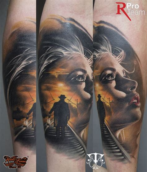 color realism tattoo 8 best images on color color