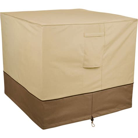 Interior Air Conditioner Cover by Indoor Air Conditioner Cover Beige Walmart