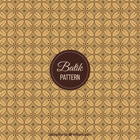 batik pattern illustrator free vintage pattern batik geometric vector free download