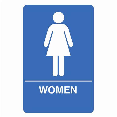 male female bathroom sign images male female bathroom wo boarder clip art icon free icons