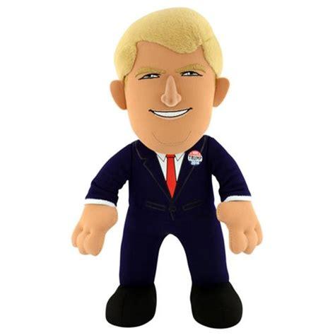 donald president doll donald 10 inch plush figure bleacher creatures