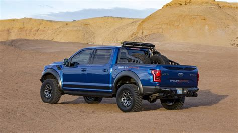 Everything you need to know about the 2018 Shelby Raptor