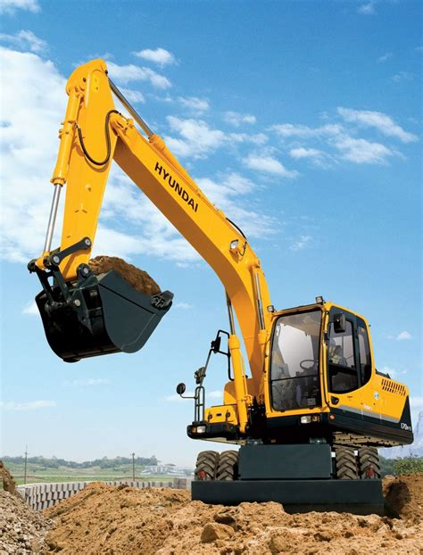 pin by hyundai construction equipment australia on