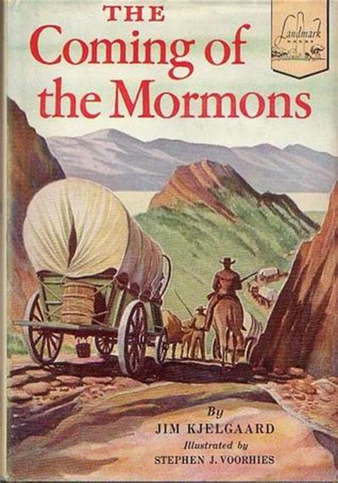 the coming revolution inside of mormonism books the coming of the mormons by jim kjelgaard reviews