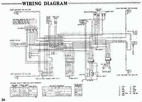 honda lead 110 wiring diagram wiring diagram