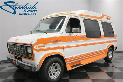 how things work cars 1987 ford e series navigation system 1987 ford econoline streetside classics the nation s trusted classic car consignment dealer