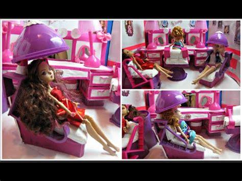 Diy Salon Hair Dryer diy a doll hair salon hair dryer chair dollar store