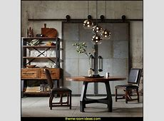 Decorating theme bedrooms - Maries Manor: Industrial style ... Industrial Style Home Decor