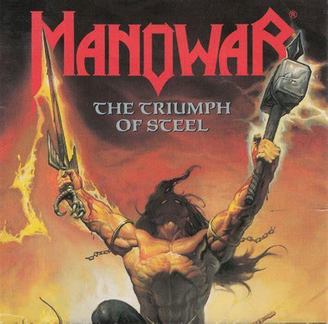 best album manowar cd the triumph of steel manowar albums rehzabos