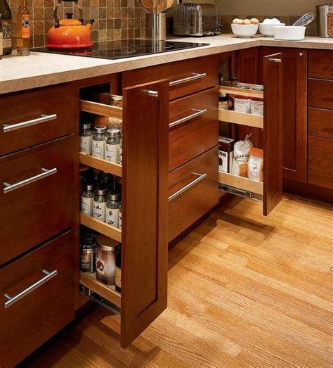 Kraftmaid Pantry by Storage Solutions Details Base Pantry Pull Out