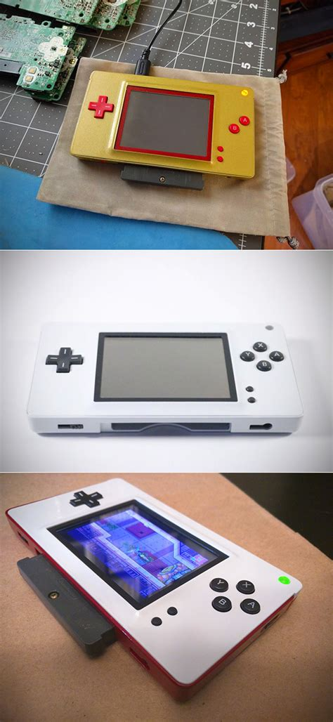 game boy macro mod game boy macro is a nintendo ds mod you can try at home