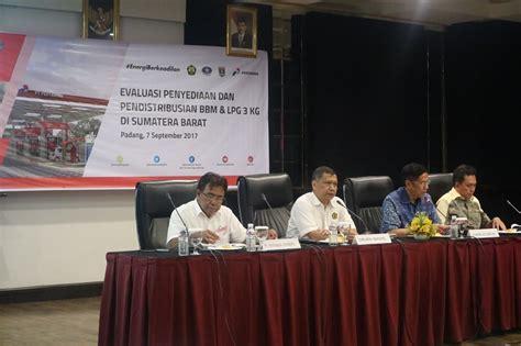 Minyak Nilam Di Sumatera Barat berita unit direktorat jenderal minyak dan gas bumi