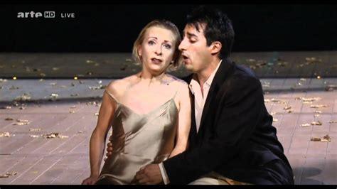 Traviata Dessay Castronovo by Castronovo Dessay Parigi O Cara Gran Dio Morir Si Giovine Live Aix En Provence 2011