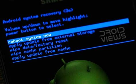 android reboot how to reboot your android phone and tablets dr fone