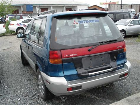 mitsubishi rvr 1995 1995 mitsubishi rvr photos 2 0 gasoline automatic for sale