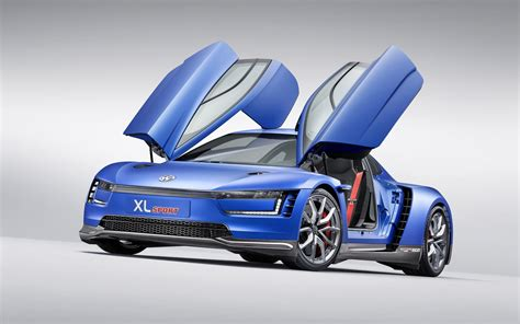 volkswagen sports car in 2014 volkswagen xl sport concept 3 wallpaper hd car