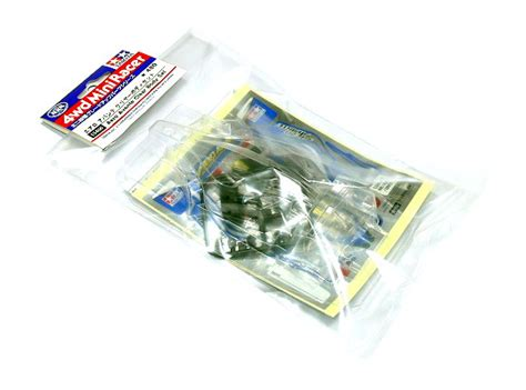 Tamiya 15482 Veldaga Clear Set mini 4wd rcecho