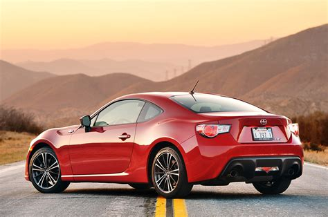 frs scion red two new rwd toyota sports cars to join fr s autoblog